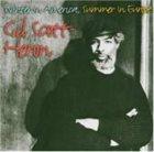 GIL SCOTT-HERON Winter In America, Summer In Europe album cover