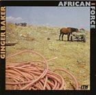 GINGER BAKER African Force album cover