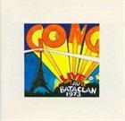 GONG Live Au Bataclan album cover
