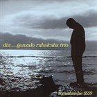 GONZALO RUBALCABA Diz...... album cover