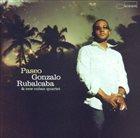 GONZALO RUBALCABA Gonzalo Rubalcaba & New Cuban Quartet : Paseo album cover