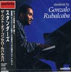 GONZALO RUBALCABA Standards By Gonzalo Rubalcaba album cover