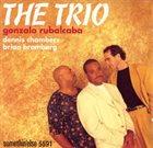 GONZALO RUBALCABA The Trio album cover