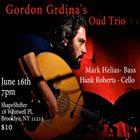 GORDON GRDINA Gordon Grdina's Oud Trio : Live at Shapeshifter album cover