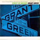GRANT GREEN Street of Dreams album cover