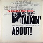GRANT GREEN Talkin' About album cover