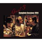 GREAT 3 (MASABUMI KIKUCHI - GARY PEACOCK - MASAHIKO TOGASHI) Complete Sessions 1994 album cover