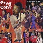 GREG OSBY Further Ado album cover