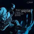 GREG OSBY The Invisible Hand album cover
