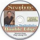 GREG YASINITSKY Double Edge album cover