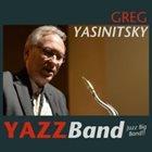 GREG YASINITSKY Yazz Band album cover