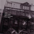 GREGG BENDIAN Gregg Bendian's Interzone album cover