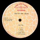 GREGORY ISAACS Dub In The Slum (aka Slum In Dub) album cover
