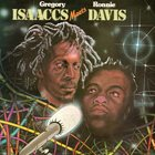 GREGORY ISAACS Gregory Isaacs Meets Ronnie Davis (aka Gregory Isaack & Ronnie Davis) album cover