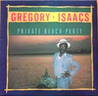 GREGORY ISAACS Private Beach Party album cover