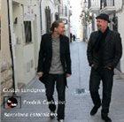 GUSTAV LUNDGREN Gustav Lundgren & Fredrik Carlquist : Barcelona / Estocolmo album cover