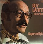 GUY LAFITTE Guy Lafitte + The Four Bones : Sugar And Spice album cover