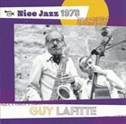 GUY LAFITTE Nice Jazz 1978 album cover