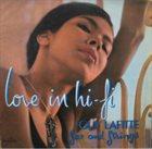 GUY LAFITTE Sax And Strings (aka Love In Hi-Fi) album cover