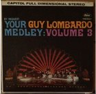GUY LOMBARDO By Request Your Guy Lombardo Medley: Volume 3 album cover