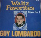 GUY LOMBARDO Waltz Favorites Album No. 2 album cover