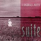 HAL SINGER H. Singer & J-L. Bucchi : Suite album cover