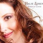 HALIE LOREN Simply Love album cover