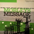 HANK MOBLEY Mobley's Message (aka 52nd St. Theme) album cover