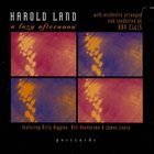 HAROLD LAND A Lazy Afternoon album cover