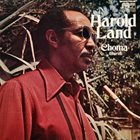 HAROLD LAND Choma (Burn) album cover
