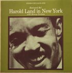HAROLD LAND Eastward Ho! Harold Land in New York album cover