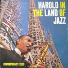 HAROLD LAND Harold in the Land of Jazz album cover
