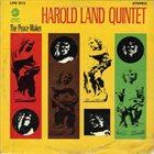 HAROLD LAND Harold Land Quintet : The Peace-Maker album cover