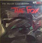 HAROLD LAND The Fox album cover
