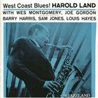HAROLD LAND West Coast Blues! album cover