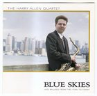 HARRY ALLEN Blue Skies album cover