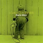 HARRY ALLEN I Can See Forever album cover
