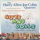 HARRY ALLEN Music From Guys & Dolls album cover