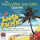 HARRY ALLEN Plays Music From Soth Pacific album cover