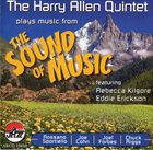 HARRY ALLEN Plays Music from The Sound of Music album cover