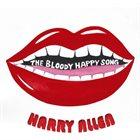 HARRY ALLEN The Bloody Happy Song album cover