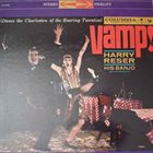 HARRY RESER Vamp! (Dance The Charleston Of The Roaring Twenties) album cover