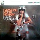 HARRY STONEHAM Hammond Hits The Highway album cover