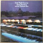 HARRY STONEHAM Harry Stoneham And The Midnite Blue : Late Night Lowrey album cover