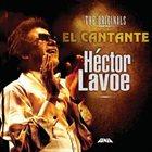 HECTOR LAVOE El Cantante album cover