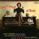 HENDRICKS AND ROSS LAMBERT Sing A Song Of Basie album cover