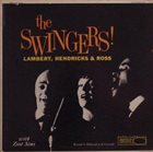 HENDRICKS AND ROSS LAMBERT The Swingers! album cover