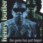 HENRY BUTLER The Game Has Just Begun album cover