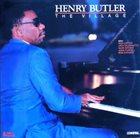 HENRY BUTLER The Village album cover
