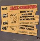 HERB ELLIS Jazz/Concord album cover